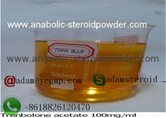 China Pain Free Pre Made SteroidsTrenbolone Acetate 100mg/ml For  Fat Loss supplier