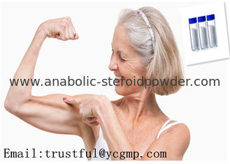 China Human Growth Peptides Thymosin Beta 4 Tb500 2mg CAS:77591-33-4 for Muscle Gaining supplier