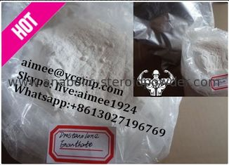 China Injectable Anabolic Steroids Drostanolone Enanthate Masteron Enanthate For Male Enhancement supplier