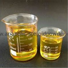 China Yellow Injectable Anabolic Steroids Test Cypionate For Body Building supplier