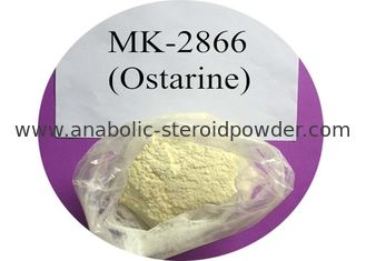 China Ostarine MK-2866 SARMS Raw Powder Legal Steroids 841205-47-8 CAS Room temp Storage supplier