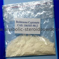 China CAS 106505-90-2 Muscle Growth Steroids Boldenone Cypionate Veterinary Powder Increased Energy supplier