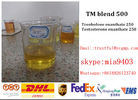 China Mixed Injectable Enanthate Ester Oil TM Blend 500 mg / ml For Bodybuilding factory