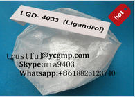 China Anti Cancer Oral Sarms Powder LGD - 4033 Ligandrol For Fat Loss factory