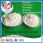 China CAS 72-63-9 Oral Anabolic Steroids Powder Methandrostenolone / Dianabol / D-bol Deca Durabolin Winstrol factory