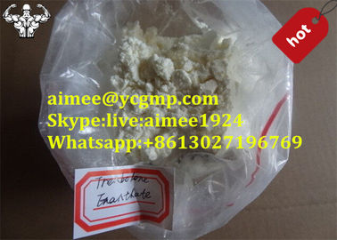 China Cutting Cycle Trenbolone Steroid  / Trenbolone Acetate 100mg For Fat Control 10161-33-8 distributor