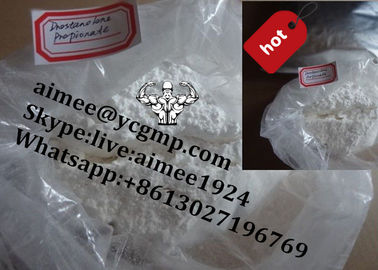 China Medical Injectable Anabolic Steroids Drostanolone propionate For Bodybuilder distributor