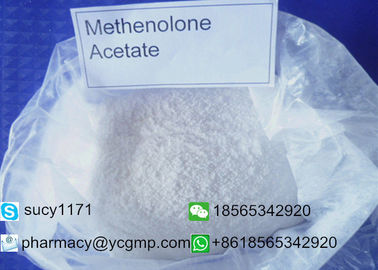 China Methenolone Acetate Primonolan For Muscle Growth 434-05-9 distributor