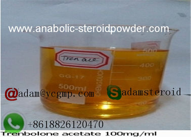 China Pain Free Pre Made SteroidsTrenbolone Acetate 100mg/ml For  Fat Loss distributor