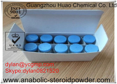 China Anti - Aging Peptide CJC-1295 Acetate With DAC For Muscle Enhance 863288-34-0 distributor