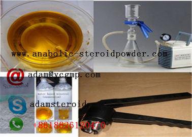 China Painless Pre Made Steroids Winstrol Depot 50 mg / Ml For Muscle Building distributor
