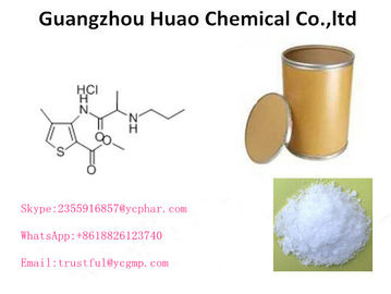 China Pharmaceutical Local Anesthetic Powder Articaine Hydrochloride most powerful distributor