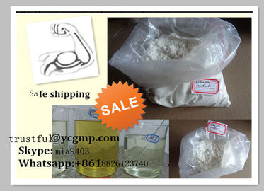 China Injectable Anabolic Steroids Methenolone Enanthate Primobolan Depot Without Side Effect distributor