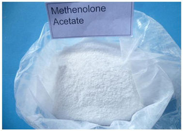 China Methenolone Acetate primobolan Cycle Muscle Building Steroids Powder For Bodybuilding distributor