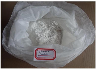China Anti Estrogen Steroid Clomifene Citrate Clomid Powder 50-41-9 for Anti Cancer Steroids distributor