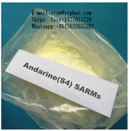 China 401900-40-1 Muscle Gain Steroids Sams Andarine S4  Powder For Boydbuilding distributor