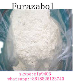 China Bodybuilding Prohormone Supplements  Furazabol for Muscle Growth CAS:1239-29-8 distributor
