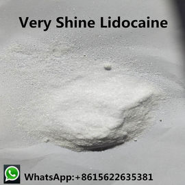 China Local Anesthetic Agents Powder lidocaine for Pain release CAS 137-58-6 distributor