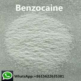 China Whtie crystalline Local Anesthetic Powder benzocaine CAS 94-09-7 distributor
