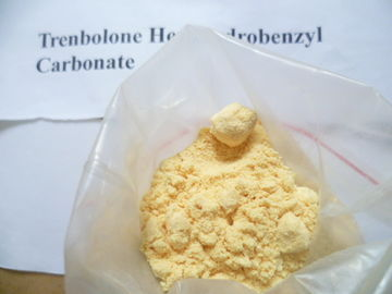 China Tren Ace Steroid Trenbolone Acetate , Muscle Building Anabolic Steroids 312.41 MW factory
