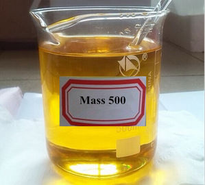 China Customized Mass 500mg/Ml Anabolic Steroids Oral Injectable Steroids Blend Oil factory